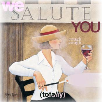 Salud fine folks!