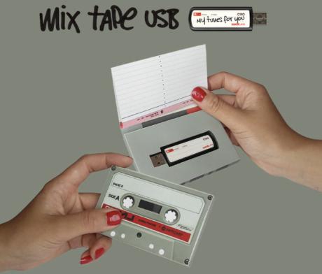 SUCK cassette tapeUSB